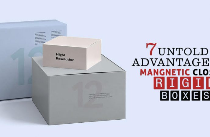 Seven Untold Advantages of Magnetic Closure Rigid Boxes