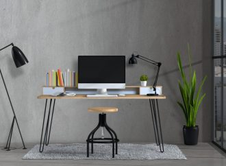 How to Organize Your Home Workspace