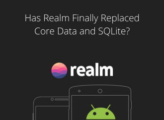 Has Realm Finally Replaced Core Data and SQLite?