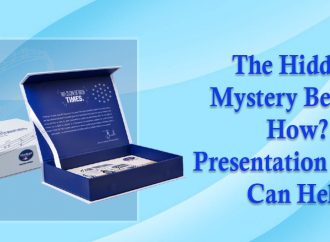 The Hidden Mystery behind-How Presentation Boxes Can Help Your business to Grow