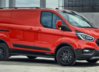 Is The Ford Transit Custom Sport a Good Lease Van?